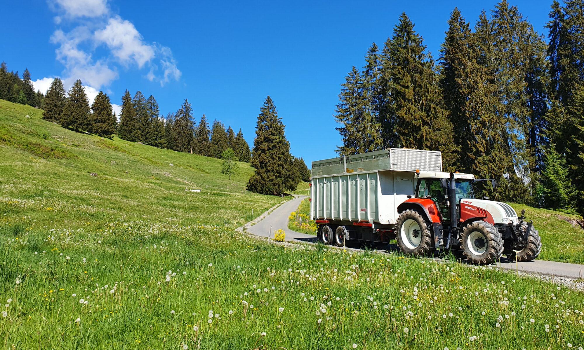 Ackermann Lohnunternehmen und Landwirtschaftsbetrieb